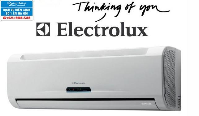 danh gia dieu hoa electrolux
