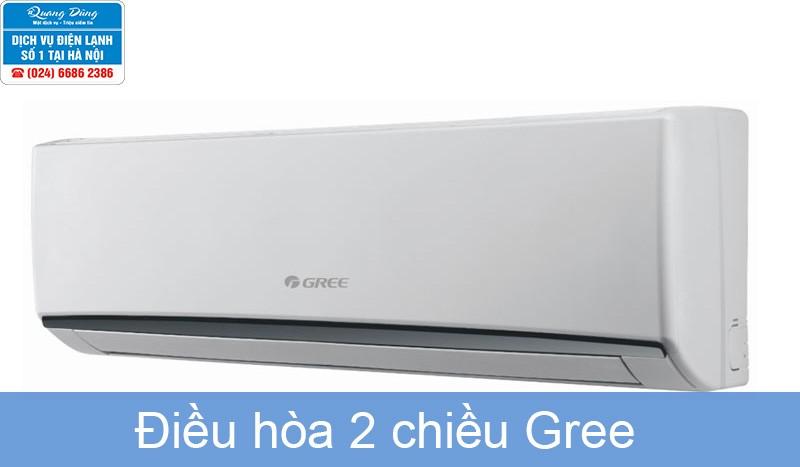 Dieu hoa 2 chieu Gree