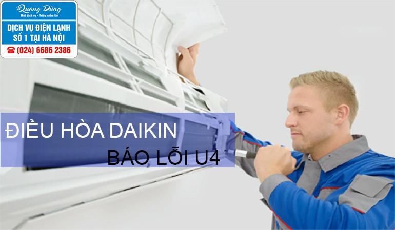 dieu hoa daikin bao loi u4