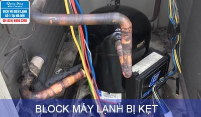 block may lanh bi ket