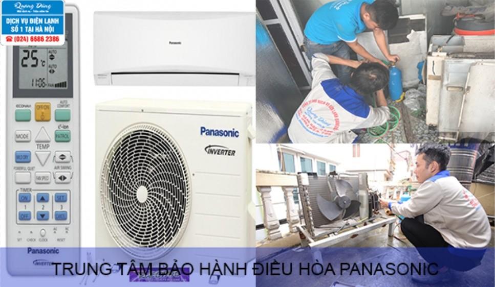Trung tâm bảo hành điều hoà Panasonic