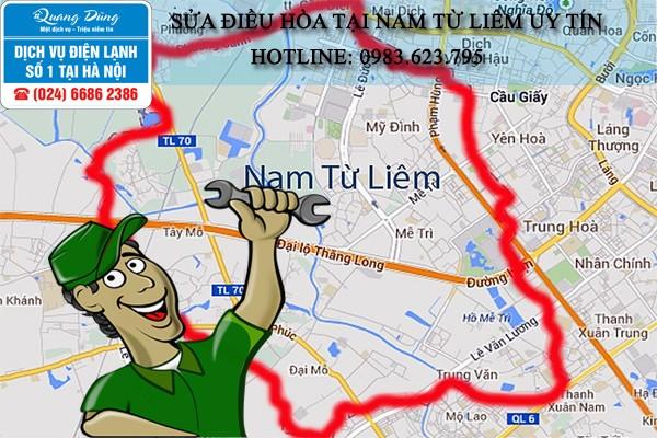 sua-dieu-hoa-tai-nam-tu-liem